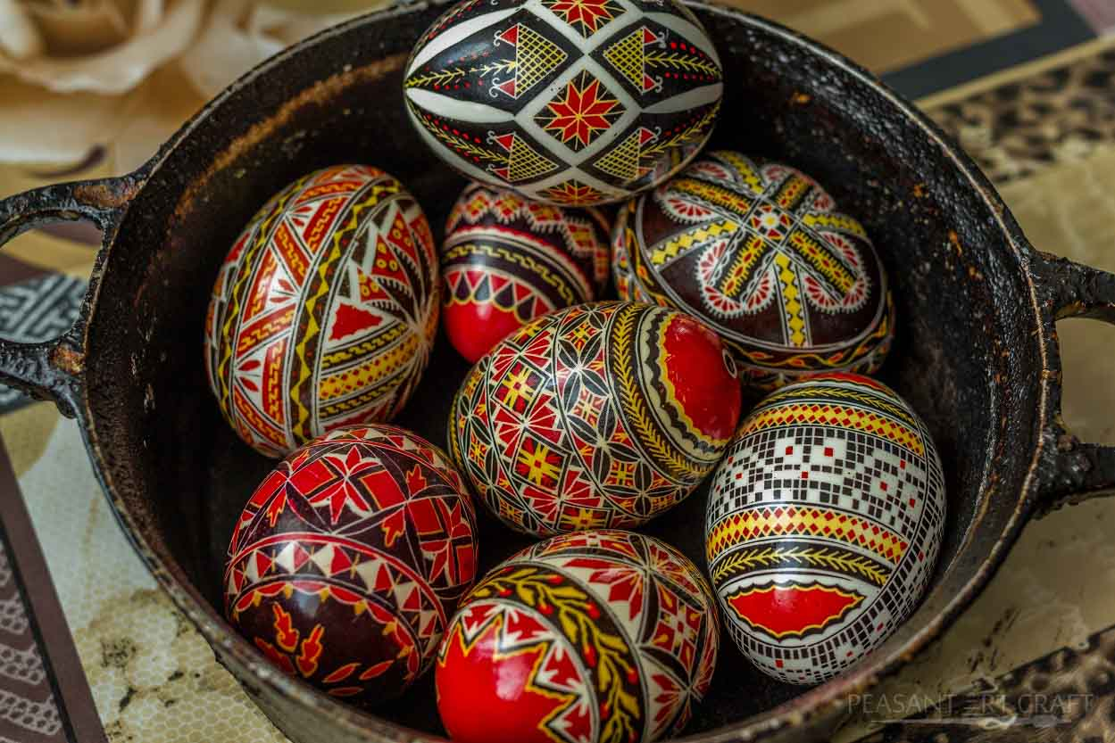 Romanian Egg Art